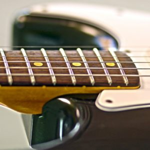 How to Adjust String Height  on Electric Guitar