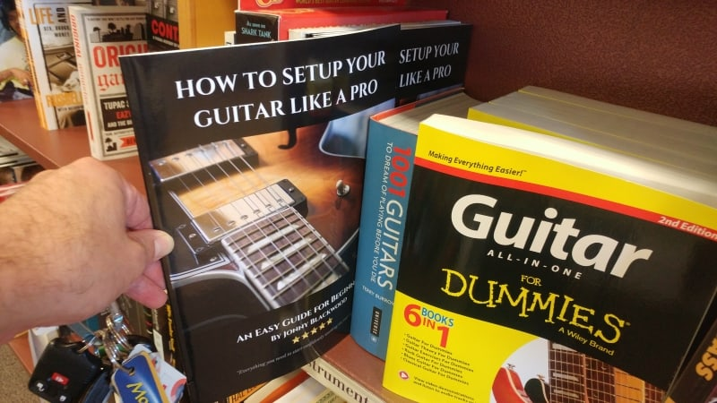 how to set up your guitar like a pro jonny blackwood